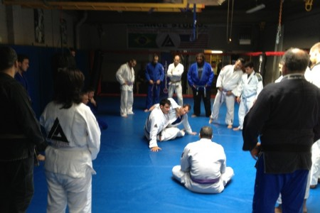Check out our 12 noon jiu-jitsu!