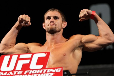 Watch Balance UFC fighter Daron Cruickshank tonight! (UFC 158)