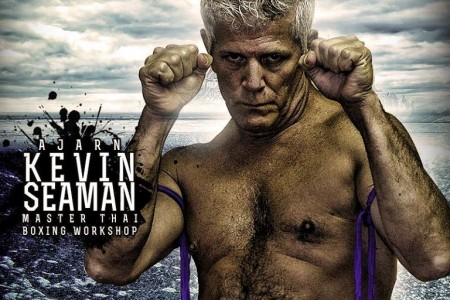 Muay Thai workshop with Master Instructor, Kevin Seaman (Sat Nov 9th 4-8pm)