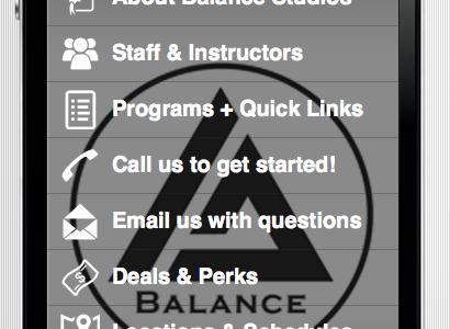 Balance Mobile App – Download at BalanceMobile.com