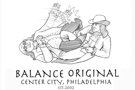 Balance Studios Center City Grand Opening Day (March 2, 2019)